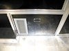 Kahne Racing T&E 53' Semi Sprint Trailer - Interior View - Slide Out Cooler